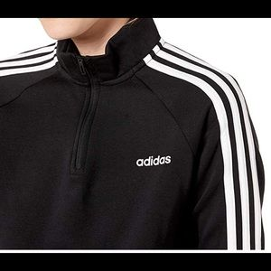 adidas Tops - Adidas Quarter Zip Jacket
